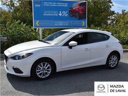 2016 Mazda Mazda3 Sport GS (Stk: U7412) in Laval - Image 1 of 18