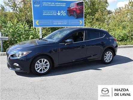 2016 Mazda Mazda3 Sport GS (Stk: U7410) in Laval - Image 1 of 19