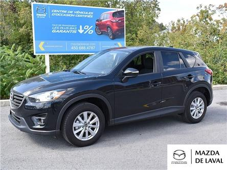 2016 Mazda CX-5 GS (Stk: T53450A) in Laval - Image 1 of 19