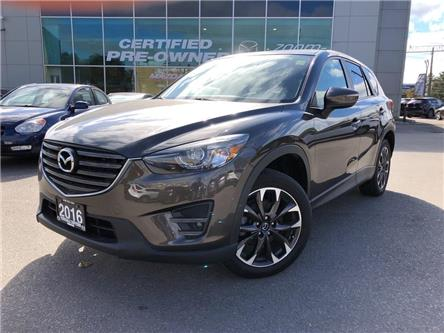 2016 Mazda CX-5 GT AWD at NAV,LEATHER,ROOF,ALLOYS,REAR CAM (Stk: P1962) in Toronto - Image 1 of 26