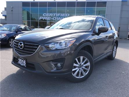 2016 Mazda CX-5 GS AWD at NAVI,ALLOYS,SUNROOF,LOW KM (Stk: P1986) in Toronto - Image 1 of 23