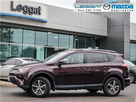 2017 Toyota RAV4  (Stk: 2028) in Burlington - Image 1 of 30