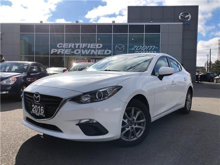 2016 Mazda Mazda3 GS at REAR CAM,HEATED SEATS,ALLOYS,NO ACCIDENT (Stk: P1987) in Toronto - Image 1 of 21