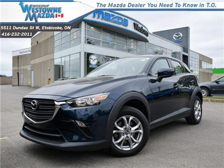 2019 Mazda CX-3 GS (Stk: P3987) in Etobicoke - Image 1 of 27