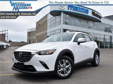 2019 Mazda CX-3 GS (Stk: P3997) in Etobicoke - Image 1 of 27