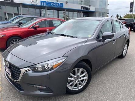 2018 Mazda Mazda3 GS, HEATED SEATS, BLIND SPOT, ALLOYS, LOW MILEAGE (Stk: P-4244) in Woodbridge - Image 1 of 26