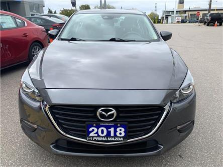 2018 Mazda Mazda3 GS, HEATED SEATS, BLIND SPOT, ALLOYS, LOW MILEAGE (Stk: P-4244) in Woodbridge - Image 2 of 26