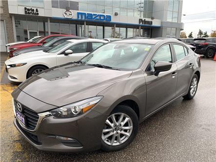 2017 Mazda Mazda3 GS (Stk: 19-591A) in Woodbridge - Image 1 of 25