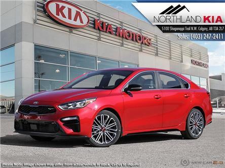 2020 Kia Forte GT (Stk: 0FT9635) in Calgary - Image 1 of 23