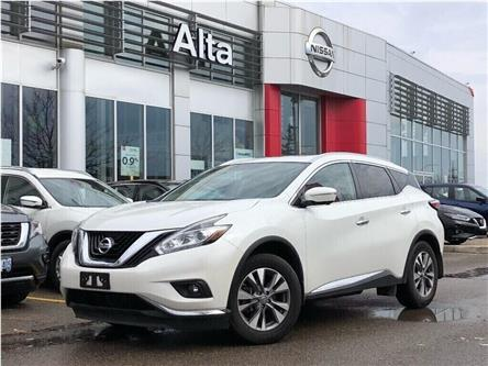 2016 Nissan Murano  (Stk: U10305) in Woodbridge - Image 1 of 19