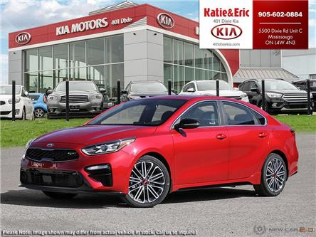 2020 Kia Forte GT (Stk: FO20007) in Mississauga - Image 1 of 24