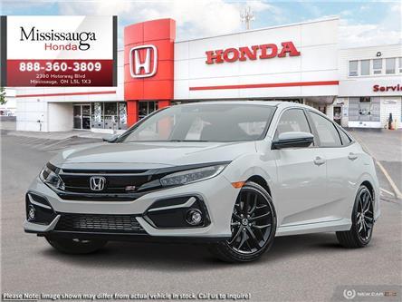 2020 Honda Civic Si Base (Stk: 327139) in Mississauga - Image 1 of 20
