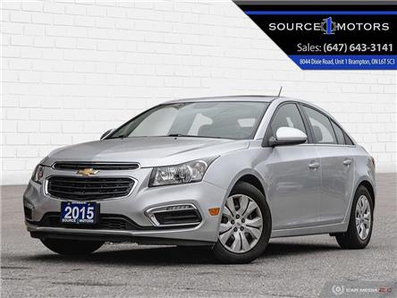 2015 Chevrolet Cruze 1LT (Stk: 218862) in Brampton - Image 1 of 23