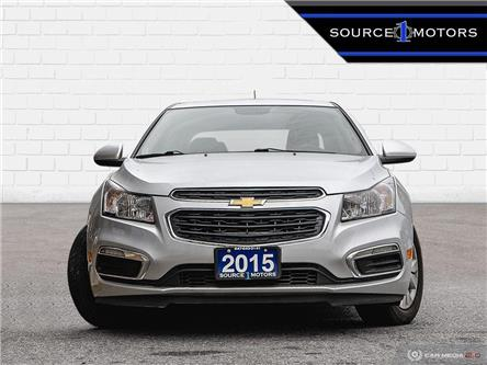 2015 Chevrolet Cruze 1LT (Stk: 218862) in Brampton - Image 2 of 23