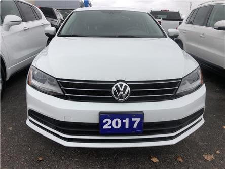 2017 Volkswagen Jetta Wolfsburg Edition (Stk: U-2212) in Tillsonburg - Image 2 of 13