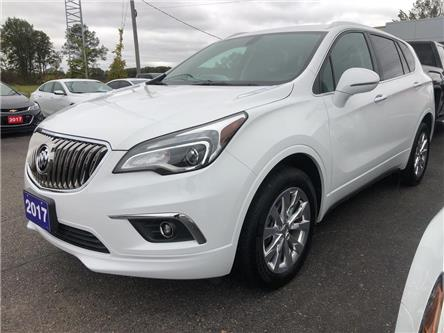 2017 Buick Envision Essence (Stk: 19B604A) in Tillsonburg - Image 1 of 15