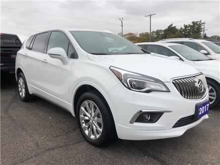 2017 Buick Envision Essence (Stk: 19B604A) in Tillsonburg - Image 1 of 28