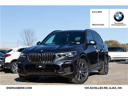 2020 BMW X5 xDrive40i (Stk: 52598) in Ajax - Image 1 of 22