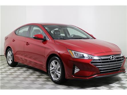 2020 Hyundai Elantra Preferred w/Sun & Safety Package (Stk: 195029) in Markham - Image 1 of 22