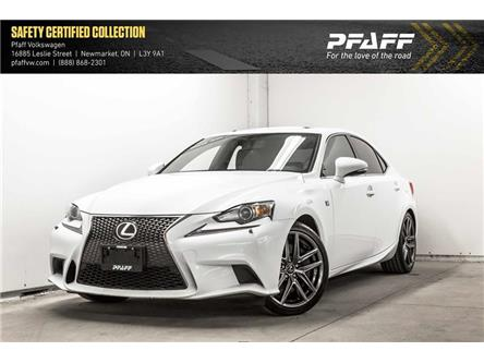 2015 Lexus IS 350 Base (Stk: V4384A) in Newmarket - Image 1 of 22