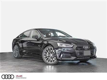 2019 Audi A5 45 Progressiv (Stk: 91571) in Nepean - Image 1 of 19