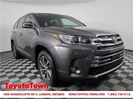 2019 Toyota Highlander XLE (Stk: D1811) in London - Image 1 of 30