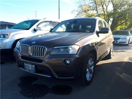 2013 BMW X3 xDrive28i (Stk: D0A15442) in Sarnia - Image 1 of 3