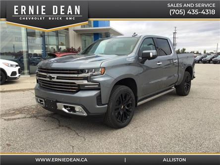 2020 Chevrolet Silverado 1500 High Country (Stk: 14980) in Alliston - Image 1 of 12