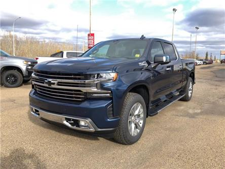 2020 Chevrolet Silverado 1500 High Country (Stk: T0020) in Athabasca - Image 1 of 20