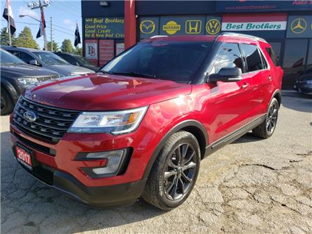 2017 Ford Explorer XLT (Stk: c87825) in Toronto - Image 1 of 15