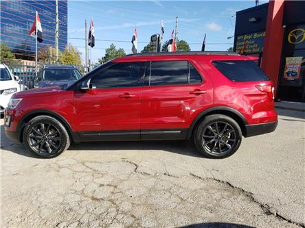 2017 Ford Explorer XLT (Stk: c87825) in Toronto - Image 2 of 15