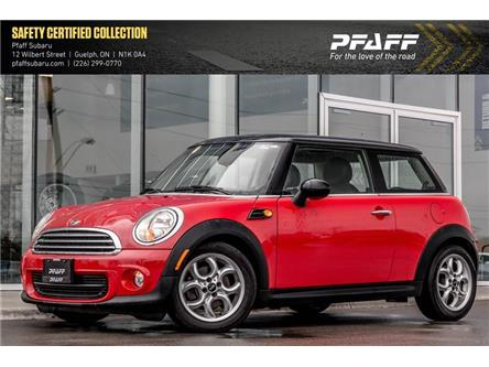 2013 MINI Hatch Cooper (Stk: S00392A) in Guelph - Image 1 of 15