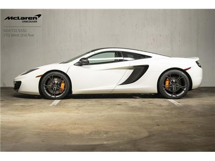 2012 McLaren MP4-12C Coupe (Stk: AT0025) in Vancouver - Image 1 of 22