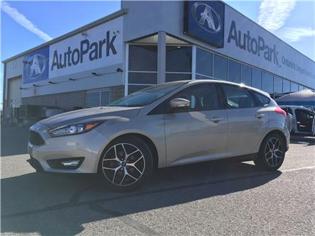 2017 Ford Focus SEL (Stk: 17-33439MB) in Barrie - Image 1 of 29