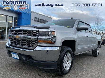 2017 Chevrolet Silverado 1500 LT (Stk: 9718) in Williams Lake - Image 1 of 34