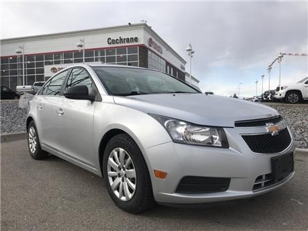 2011 Chevrolet Cruze LS (Stk: 2939A) in Cochrane - Image 1 of 16