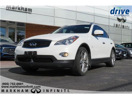 2015 Infiniti QX50 Base (Stk: K800A) in Markham - Image 1 of 21