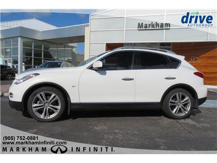 2015 Infiniti QX50 Base (Stk: K800A) in Markham - Image 2 of 21
