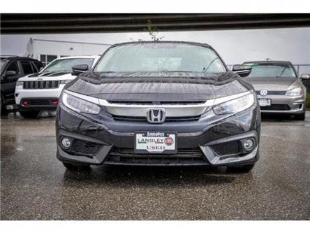 2017 Honda Civic Touring (Stk: LF5593) in Surrey - Image 2 of 21