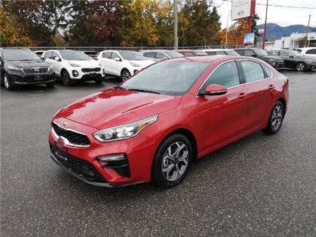 2020 Kia Forte EX (Stk: K02-5834) in Chilliwack - Image 1 of 15