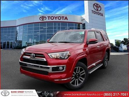 2020 Toyota 4Runner Base (Stk: 27839) in Ottawa - Image 1 of 27