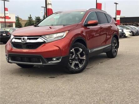 2019 Honda CR-V Touring (Stk: 191153) in Barrie - Image 1 of 24