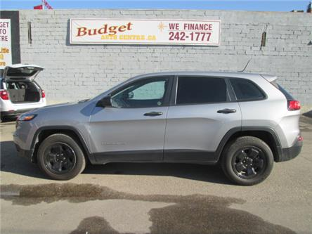 2014 Jeep Cherokee Sport (Stk: bp648) in Saskatoon - Image 1 of 18