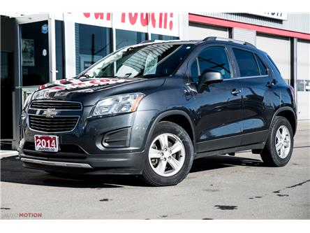 2014 Chevrolet Trax 2LT (Stk: 191197) in Chatham - Image 1 of 26