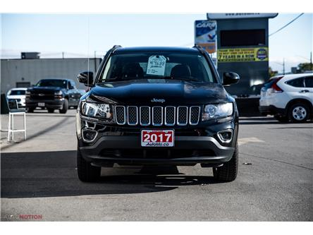 2017 Jeep Compass Sport/North (Stk: 191211) in Chatham - Image 2 of 26