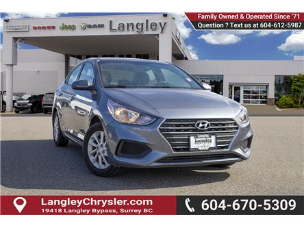 2018 Hyundai Accent GL (Stk: EE910730) in Surrey - Image 1 of 23