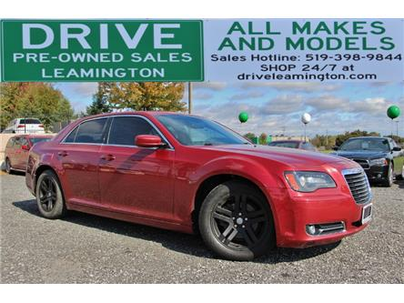 2012 Chrysler 300 S V6 (Stk: D0174) in Leamington - Image 1 of 28