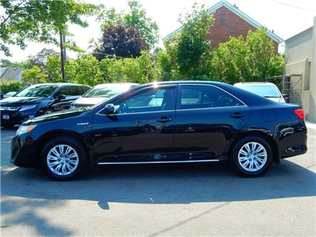 2012 Toyota Camry Hybrid LE (Stk: 4T1BD1) in Kitchener - Image 1 of 22