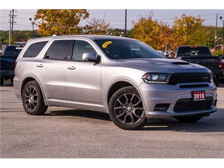 2018 Dodge Durango R/T (Stk: 26746UR) in Barrie - Image 1 of 30