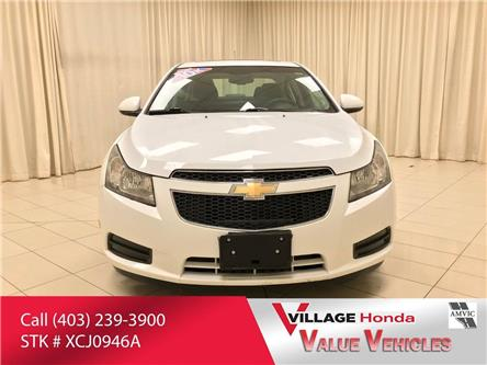 2012 Chevrolet Cruze LT Turbo (Stk: XCJ0946A) in Calgary - Image 2 of 30